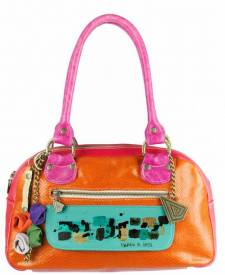 KAREN bag with art