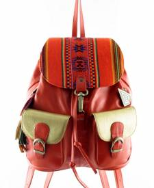 SOL backpack coral