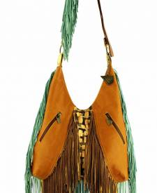 Tala Handbag With Fringes