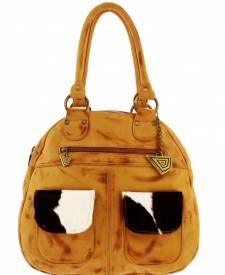 Juana Handbag Caramel Combined