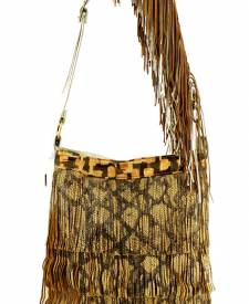 Paola Handbag With Fringes