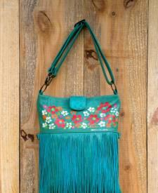 Amalfi Handbag With Art