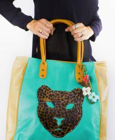 Julieta Leopard Face
