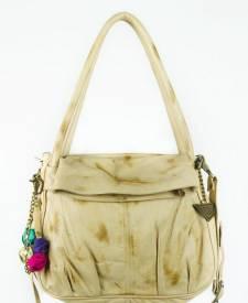 Bolson Ivory Handbag