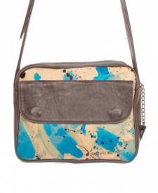 Clara Handbag With Art