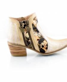 Leather Boots Eva Nacar
