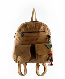 Backpack Jimena Caramel