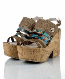 Sandals KALA brown
