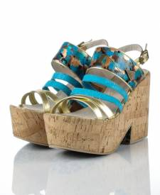 Sandals KALA Turquoise