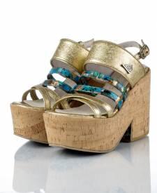 Sandals KALA Gold