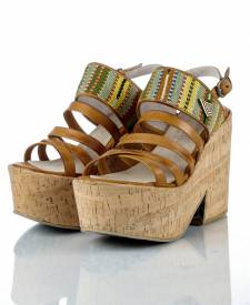Sandals KALA tan