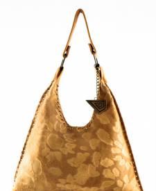 Trapecio Calfskin Handbag
