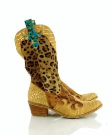 Halona Leather Boot
