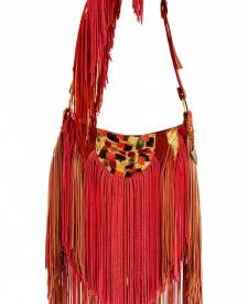 Maia Handbag With Fringes