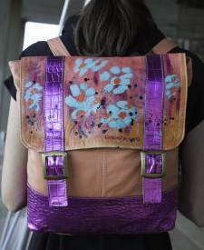 Dafne Backpack Art