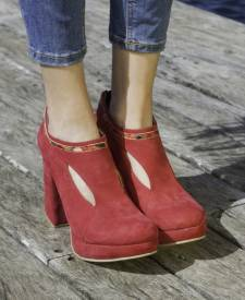 Leather Shoes Adara