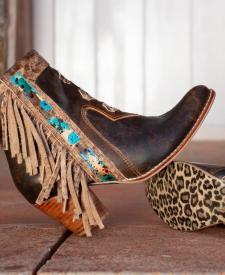 Leather Boots Aroha