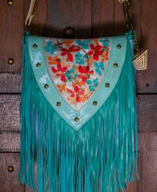 Antisa Handbag with fringes