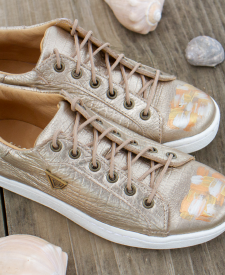 Dasha Sneakers Gold
