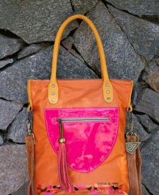 Manuela Ivory Handbag