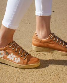 Leather Dakota Sneakers