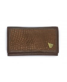 Lady´s Wallet Dalhia Brown