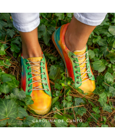 Leather Dasha Sneakers