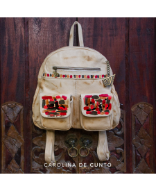 Backpack Jimena Art