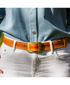 Terra Leather Belt