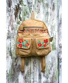 Backpack Jimena Ivory