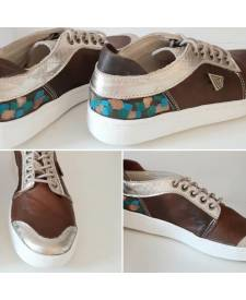 Texas Leather Sneaker