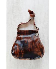 India leather bag