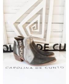 Leather Boots Eva