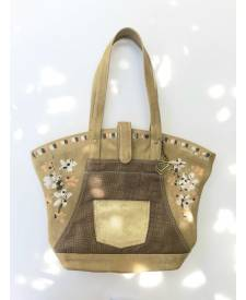 Ainara leather handbag