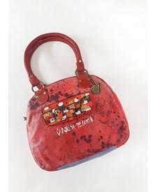 Ariela Handbag With Art