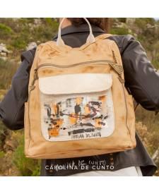 Leather Backpack Oriana