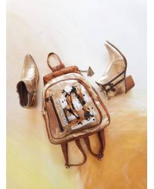 Olimpia Handbag With Art