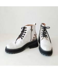 Alkira Leather BootsBlack