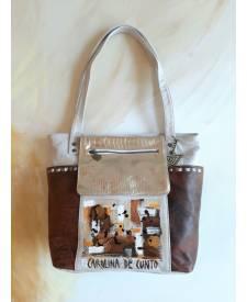 Mikki Leather Handbag