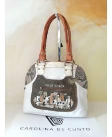 Mérida Handbag With Art