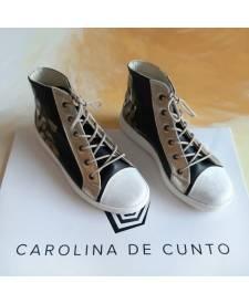 Daria Leather Sneaker