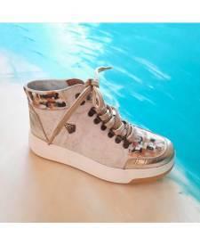 Leather boots Rhonda