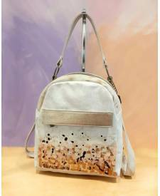 Leather Backpack Cadiz