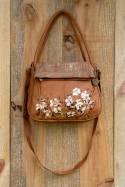Bolson Paris Handbag With Art