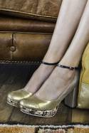 Leather Shoes CALISTA