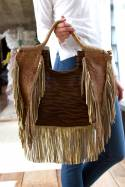 Rodas Handbag With Art