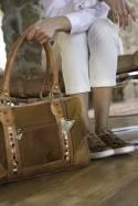 Rafina Leather Handbag