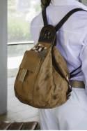 Alaska Handbag With Art