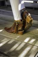 Leather Boots Takoda Marfil