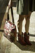 Fontana Leather Handbag